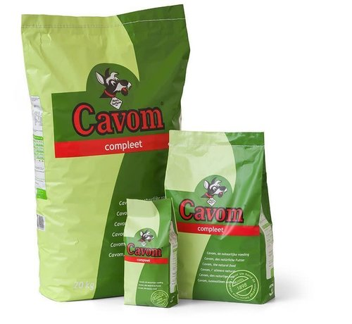 Cavom Cavom Compleet 20 kg