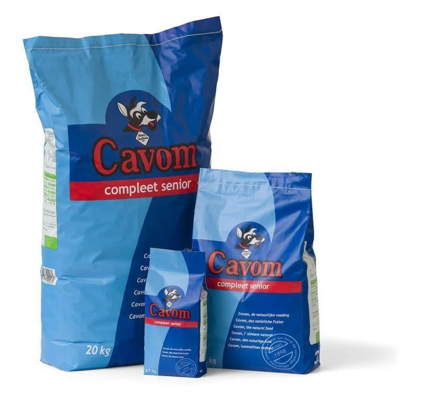 Cavom Compleet senior 5 kg