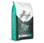 Canagan kat Canagan Free Run Turkey 375 gr