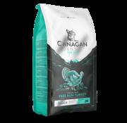 Canagan kat Canagan Free Run Turkey 4 kg