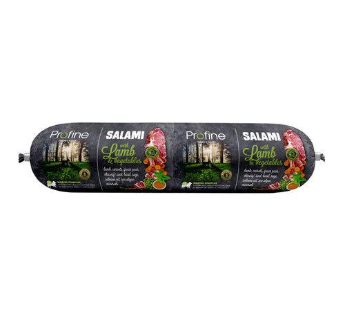 Profine Profine dog salami lam & groenten 800 gr