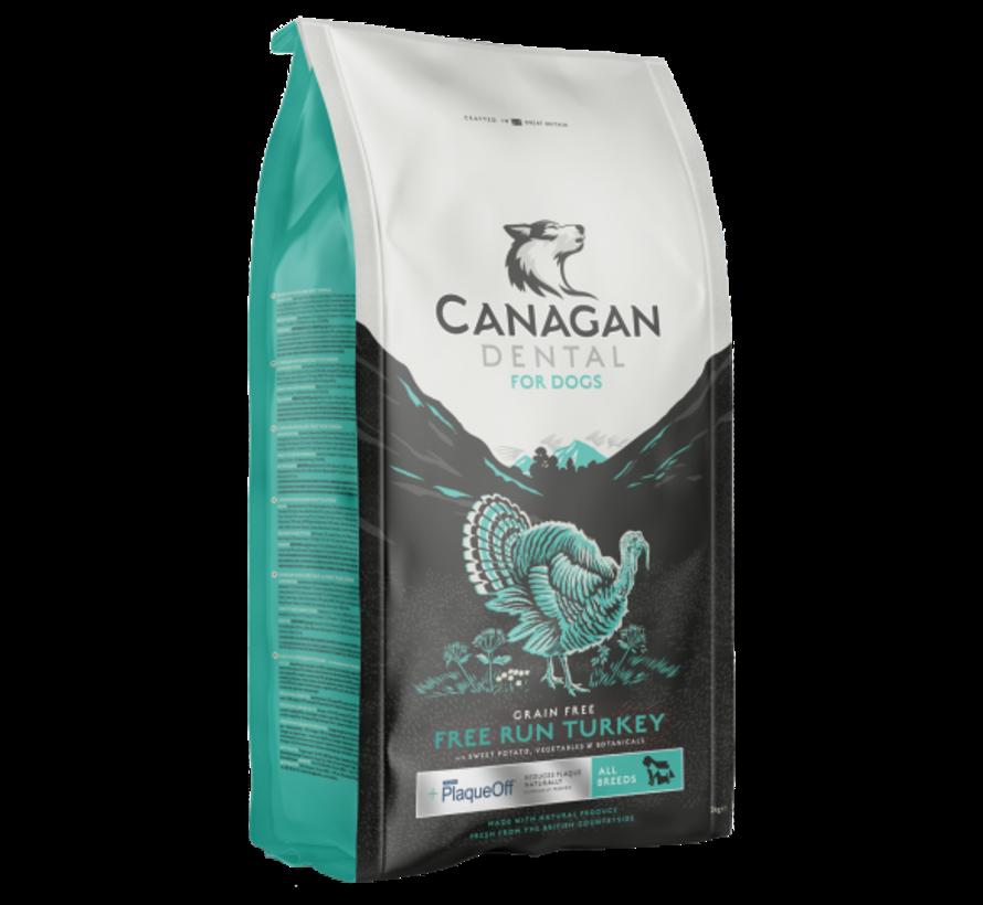 Canagan Free Run Turkey Dental 6 kg