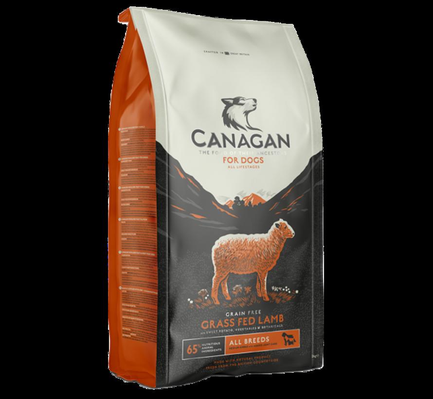 Canagan Lam 12 kg