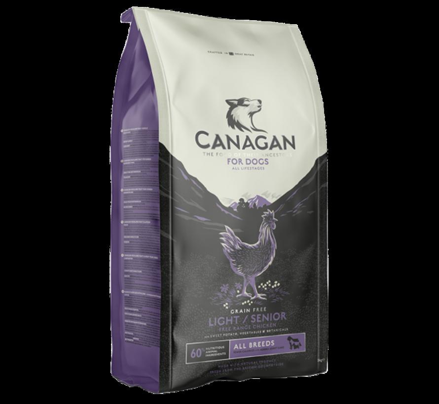 Canagan light senior 6 kg