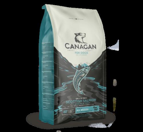 Canagan Canagan Scottish Salmon 12 kg