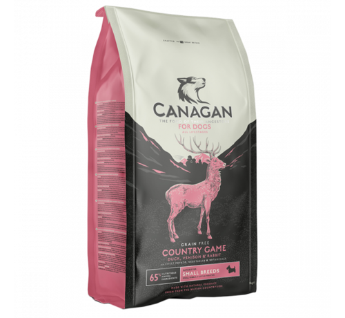 Canagan Canagan small breed country game 6 kg