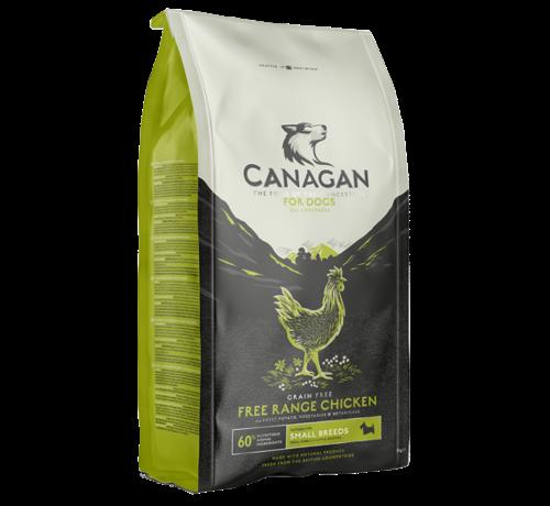 Canagan Canagan small breed free range chicken 2 kg