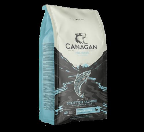 Canagan Canagan small breed salmon 2 kg