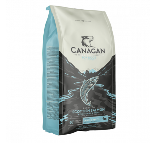 Canagan Canagan small breed salmon 6 kg