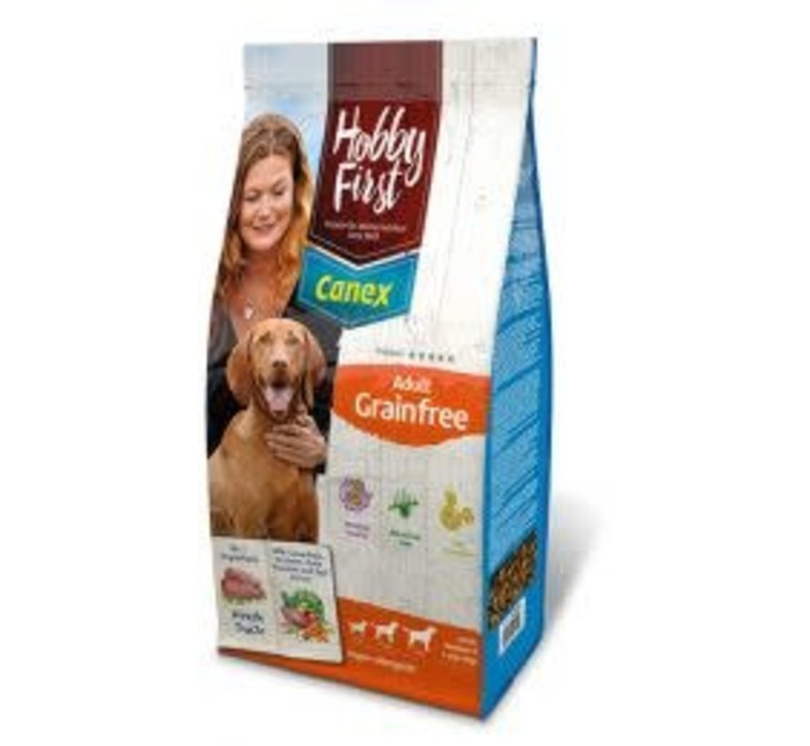 Hobby First Canex adult grainfree  3 kg