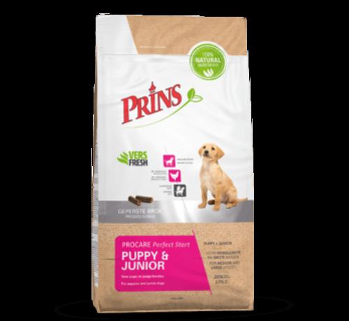 Prins Prins ProCare puppy&junior perfect start 7,5 kg