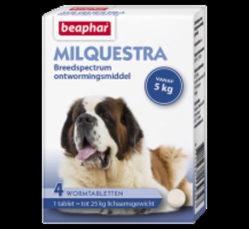 Beaphar Beaphar Milquestra hond (5 tot 75 kg) 4 tabl