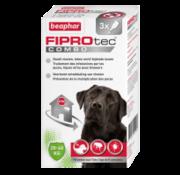 Beaphar Beaphar Fiprotec combo hond 20-40kg 3 pip