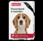 Beaphar vlooienband 6 maanden hond zwart