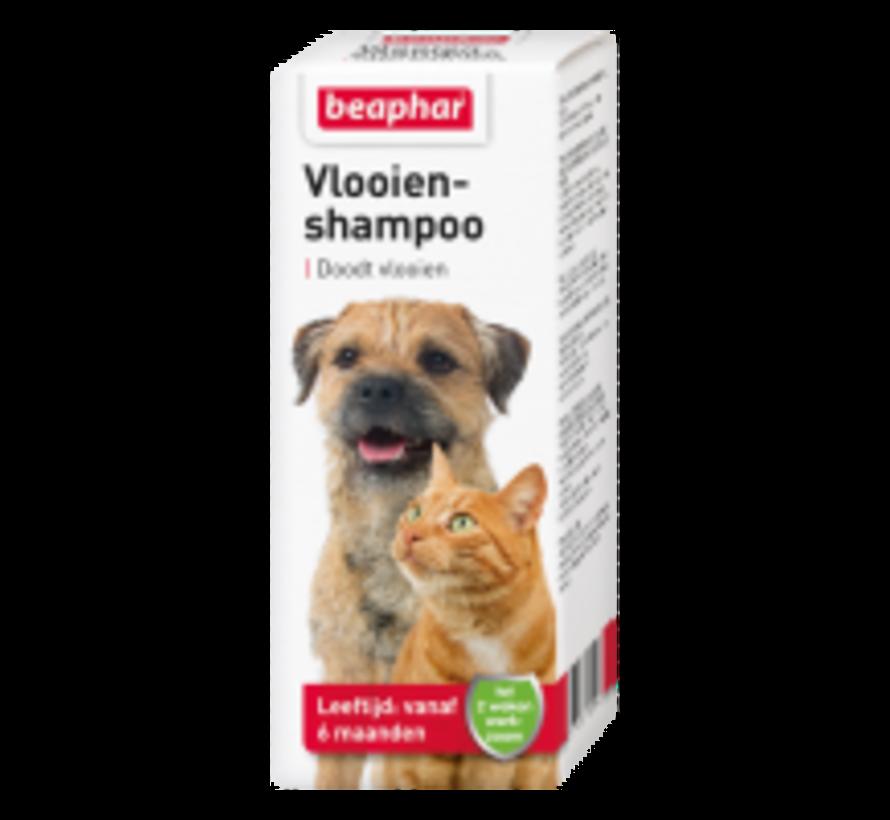 Beaphar vlooienshampoo hond&kat knockdown 200 ml