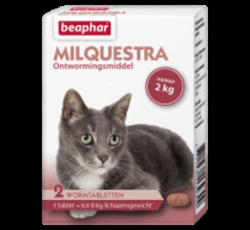 Beaphar Beaphar Milquestra kat (2 - 12 kg) 2 tabl