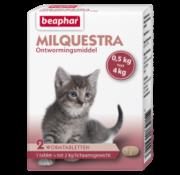 Beaphar Beaphar Milquestra kat klein / kitten (0,5 tot 4kg) 2 tabl
