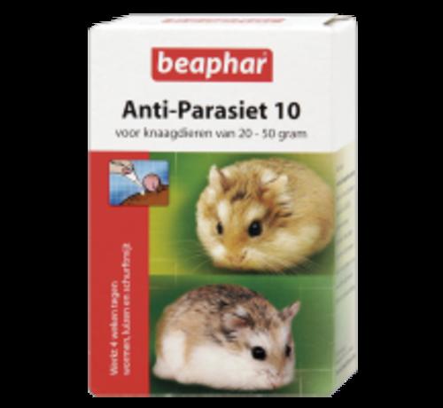 Beaphar Beaphar anti-parasiet 10 knaagdier s st