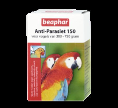Beaphar Beaphar anti-parasiet 150 vogel 300-750g 2 pip