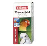 Beaphar Beaphar wormmiddel vogels 10 ml