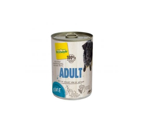 Ecostyle ECOstyle hond care blik 400 gr