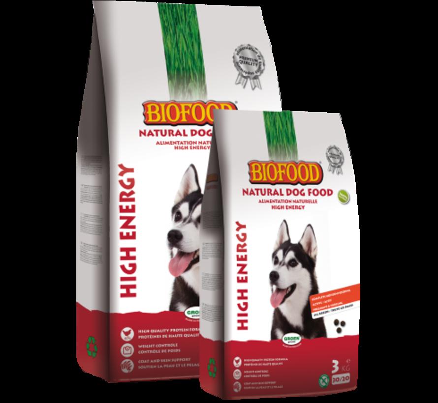 Biofood high energy/super premium 12,5 kg