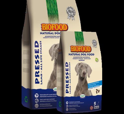 Biofood Biofood geperst lam 5 kg
