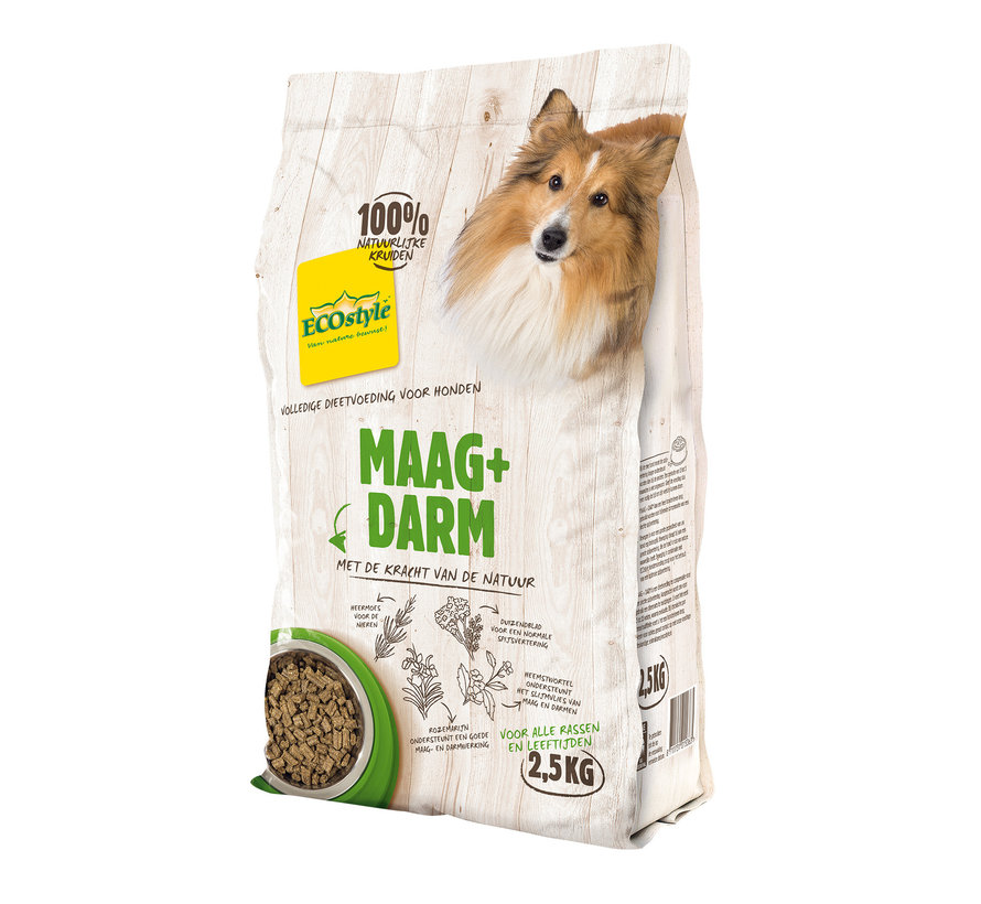 ECOstyle hond maag&darm 12 kg