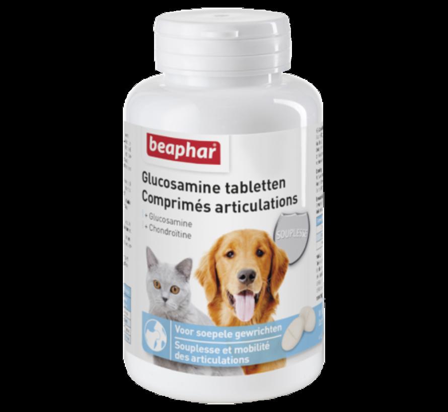 Beaphar glucosamine tabletten 60 st