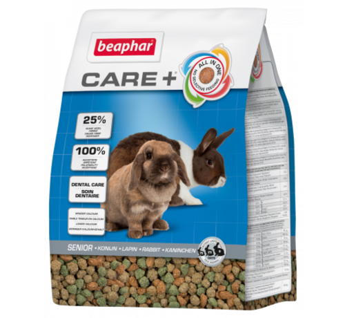 Beaphar Beaphar Care+ konijn senior 1,5 kg