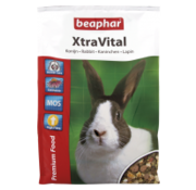 Beaphar Beaphar Xtravital konijn 1kg