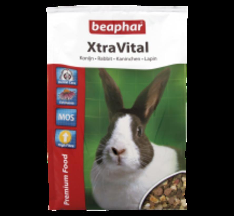 Beaphar Xtravital konijn 1kg