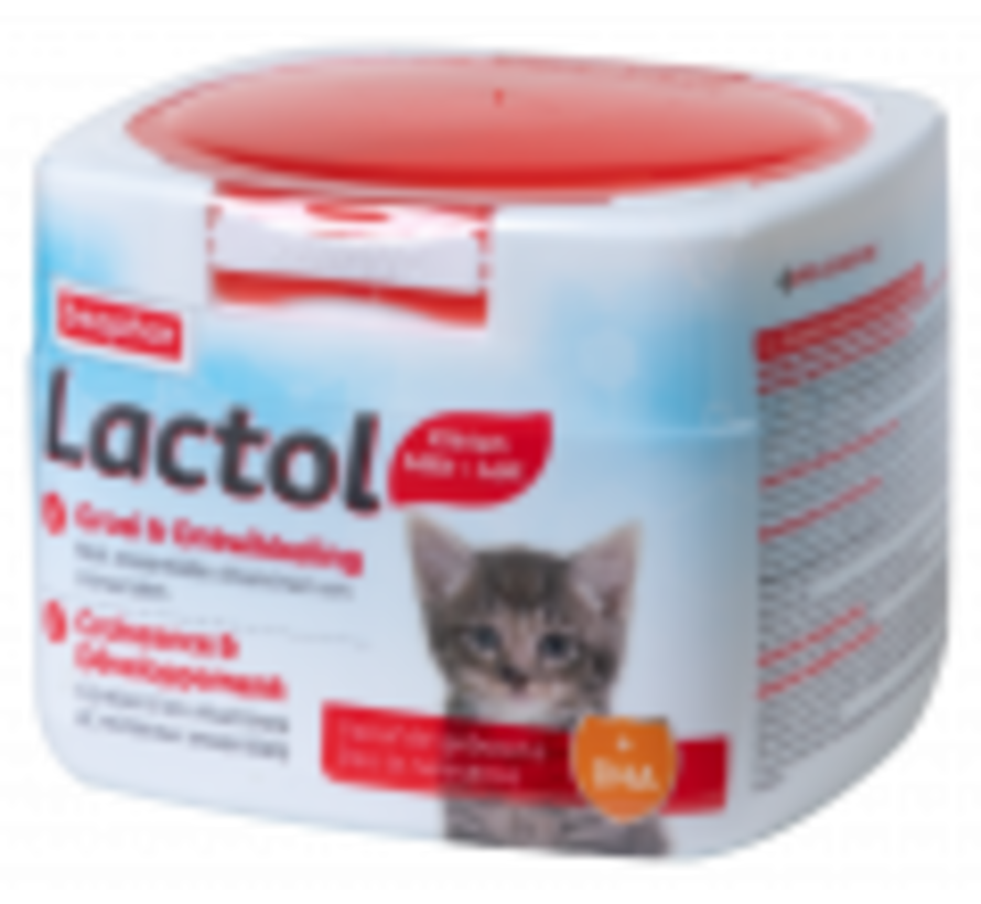 Beaphar lactol kitty milk 250 gr