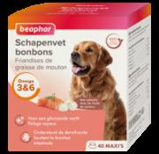 Beaphar Beaphar schapenvet bonbons zalm 245 gr