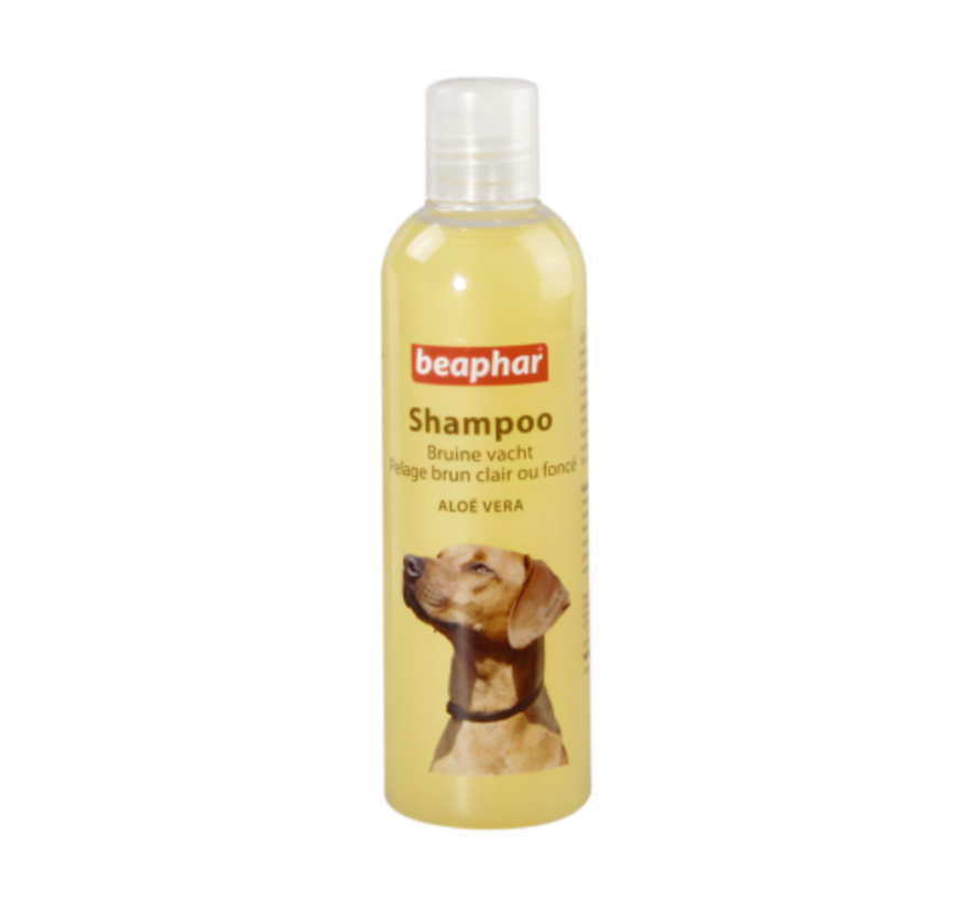 Beaphar bruine vacht shampoo hond 250 ml