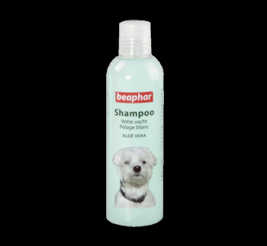 Beaphar witte vacht shampoo hond 250 ml
