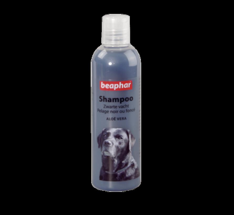 Beaphar zwarte vacht shampoo hond 250 ml