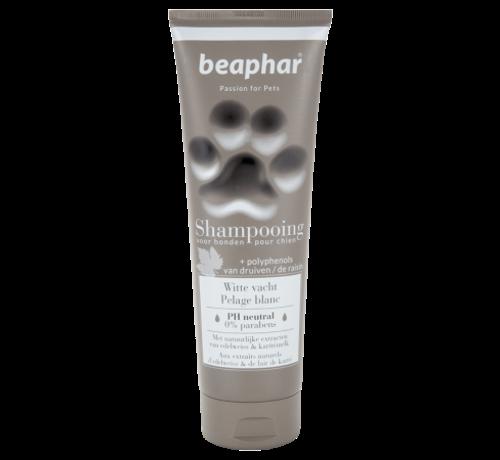 Beaphar Beaphar Premium shampoo witte vacht 250 ml