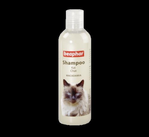 Beaphar Beaphar macadamia shampoo kat 250 ml