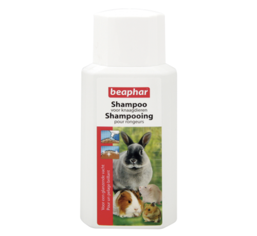 Beaphar Beaphar shampoo konijn knaagdier 200 ml