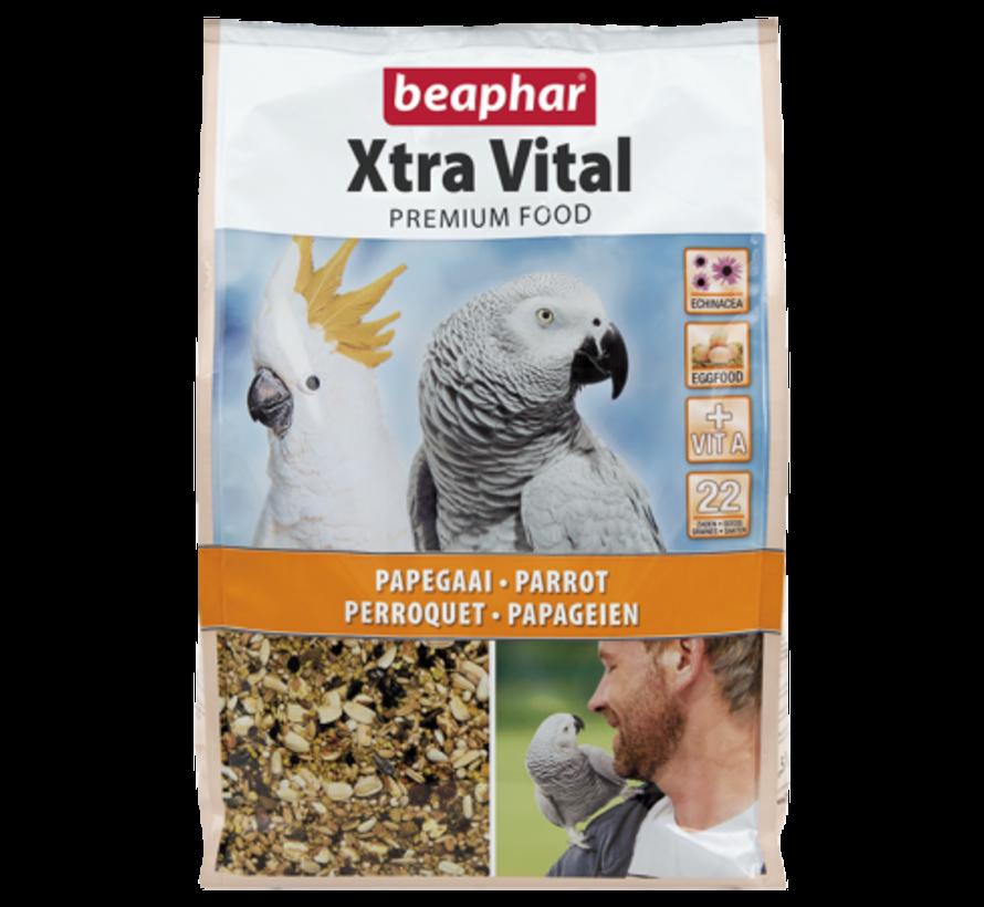 Beaphar Xtravital papegaai 2,5 kg