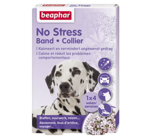 Beaphar Beaphar No Stress band hond