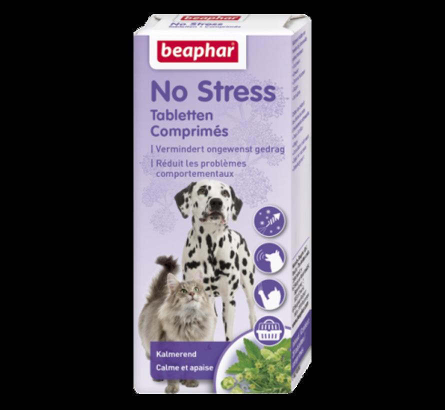 Beaphar No Stress hond/kat 20 tabl