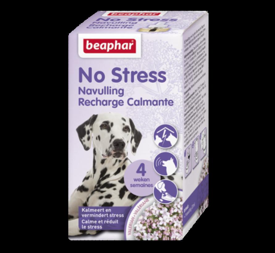 No Stress Navulling Hond 1st.