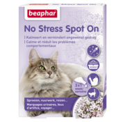 Beaphar Beaphar No Stress spot on kat 3 pip