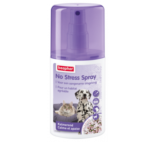 Beaphar Beaphar No Stress spray kat/hond 125 ml