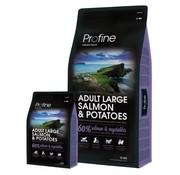 Profine Profine droog ad lrg zalm/aardappel 15 kg