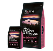 Profine Profine droog ad zalm/aardappel 15 kg