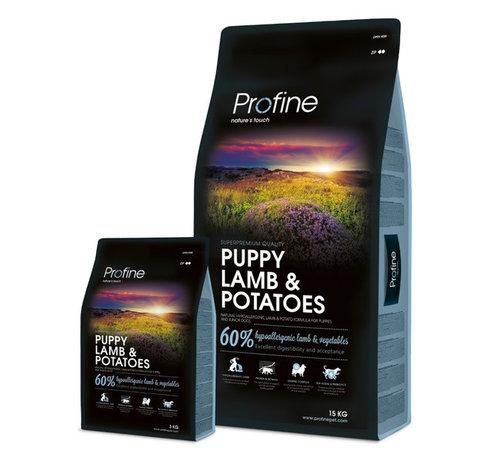 Profine Profine droog puppy lam/aardappel 15 kg