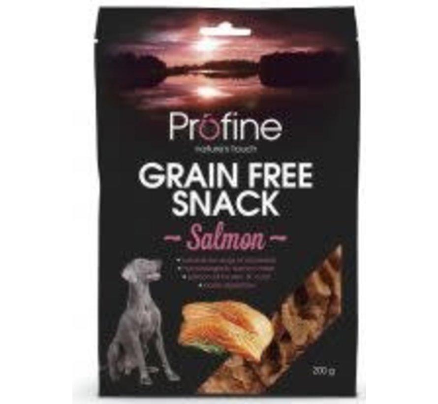 Profine graanvrij snack zalm 200 gr